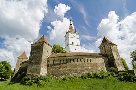 Harman Fortified Church Tours in Brasov
