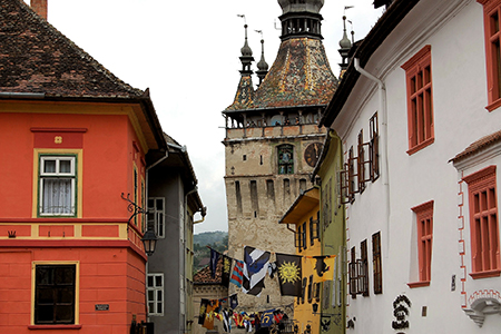 Sighisoara Citadel Tours in Brasov