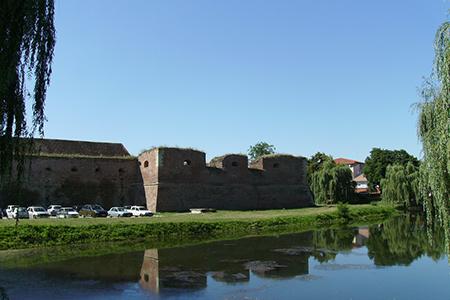 Fagaras Citadel by vutu