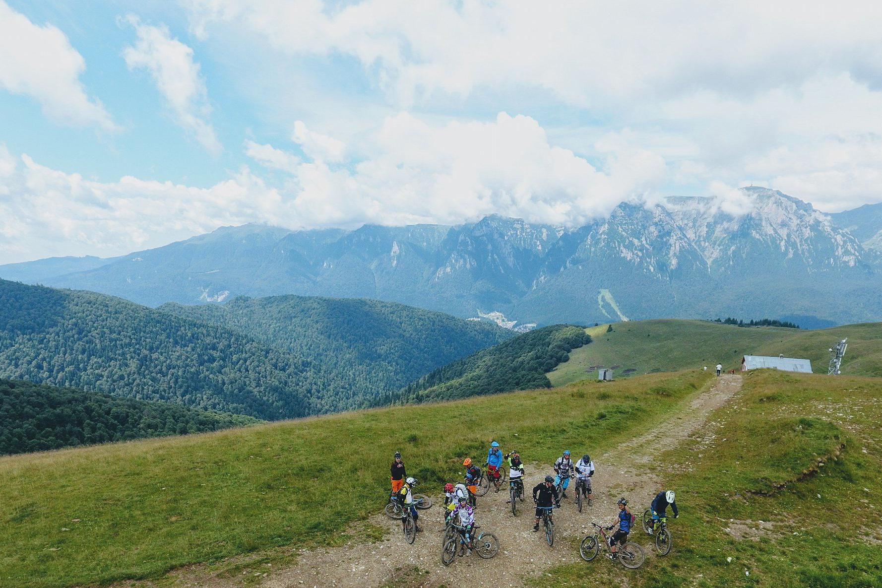 Mountain Bike Brasov Tour 4 by Royal Compass