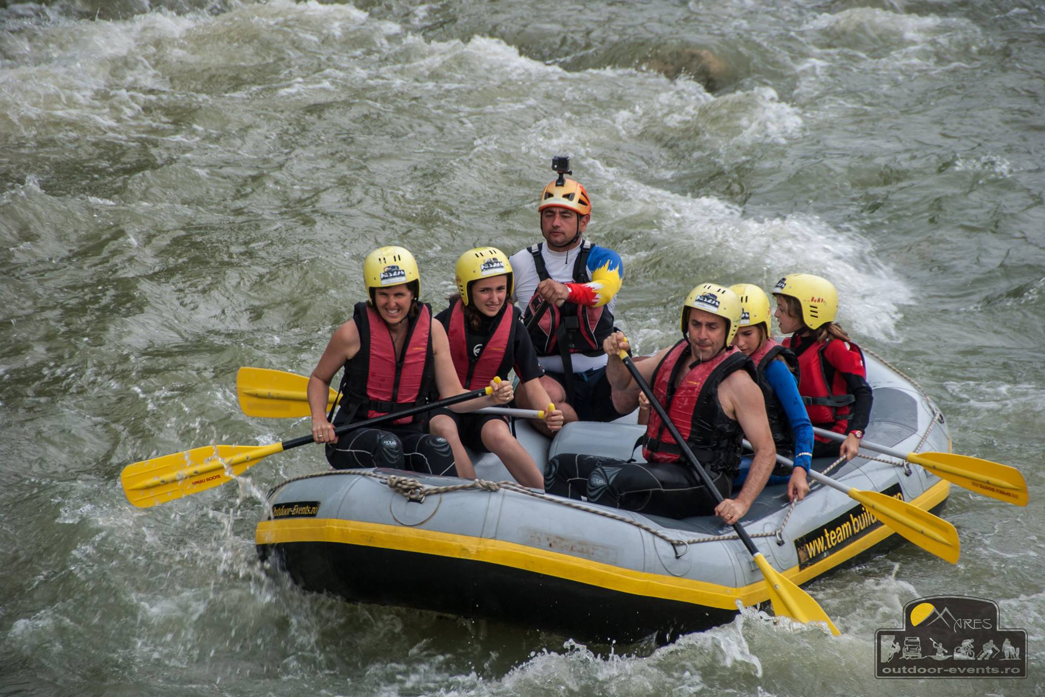 Off Road and Rafting by Mares Outdoor Events